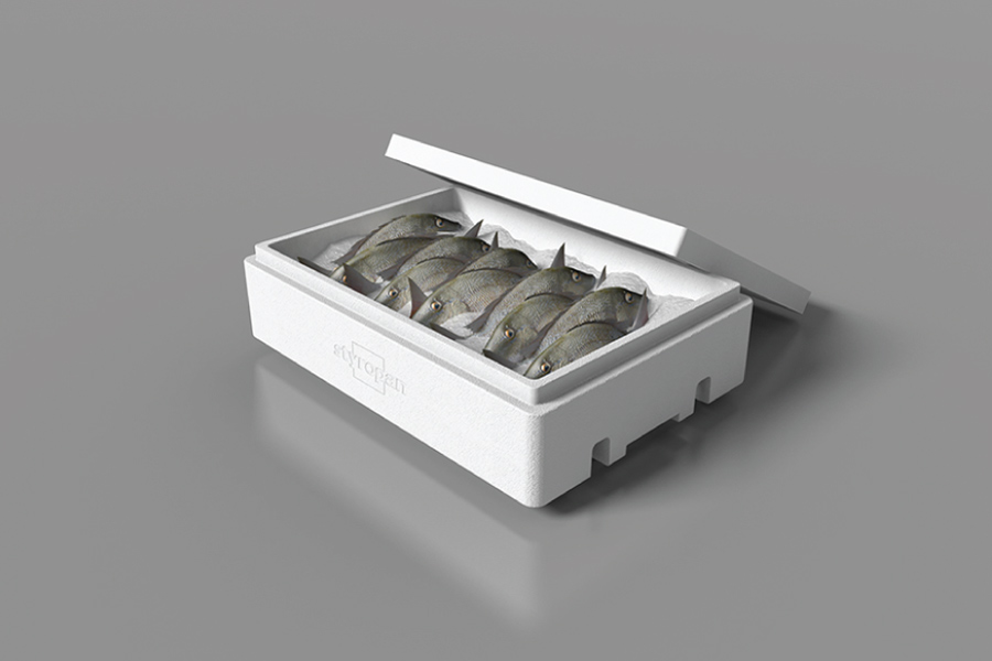 Fish packaging image
